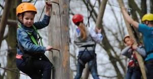 klimmen-klauteren