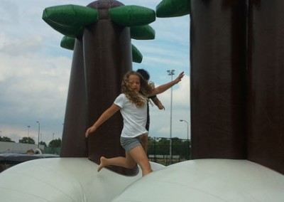 Double Bounce-balls