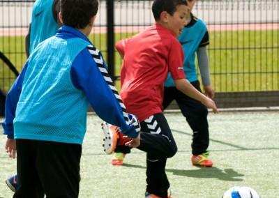 Voetbal – Kinderfeest