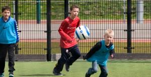 Speel-beweegplein-voetbal-kinderfeest