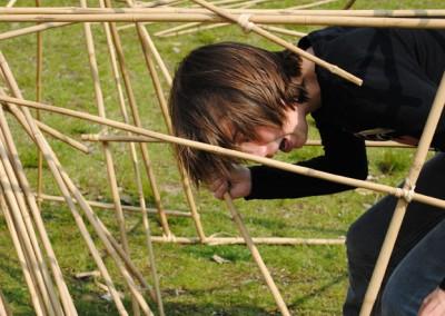 Bamboe bouwen – VERNIEUWD