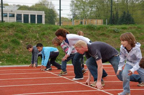Atletiek – Kinderfeest