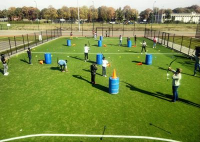 Archery Tag – kinderfeest