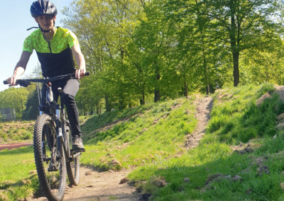 Mountainbike trail – NIEUW